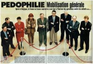 PEDOPHILIE Mobilisation générale